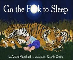 SLEEP GO THE TO F BOOK