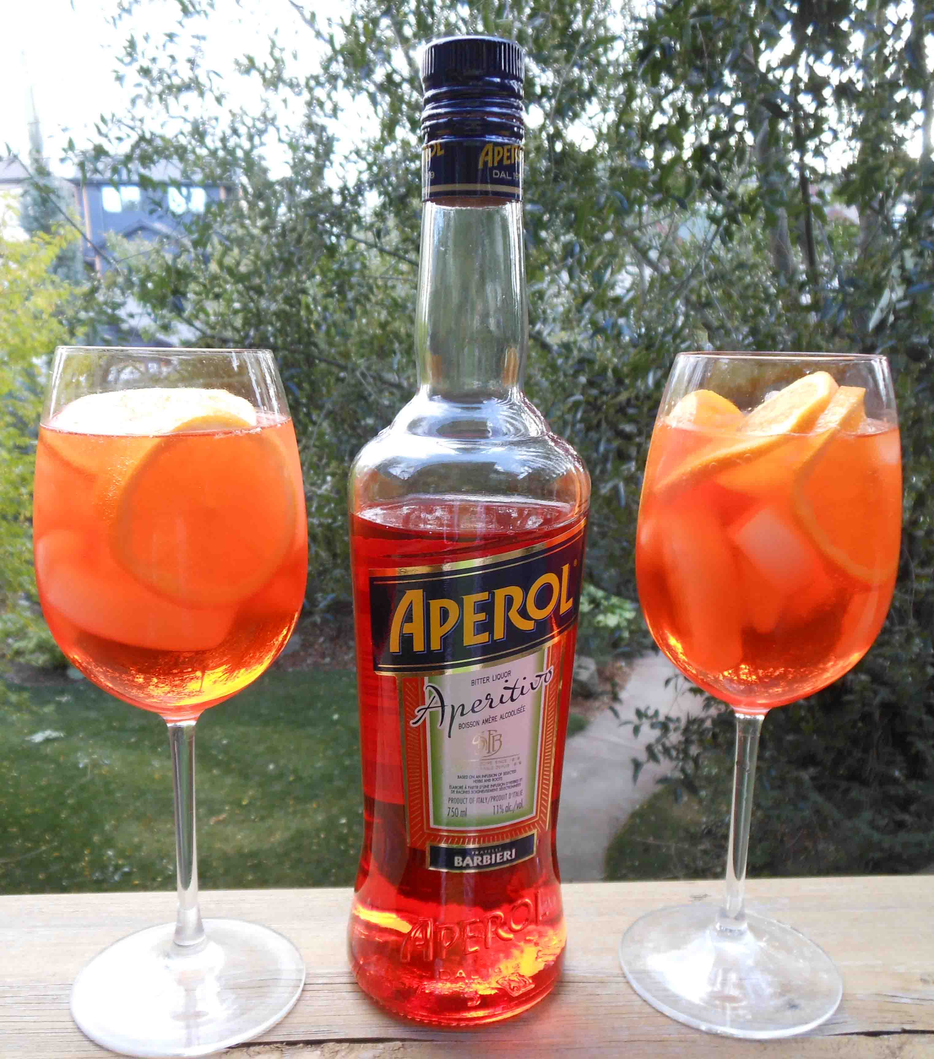Aperol Spritz Cocktail Recipe Drink Play Love
