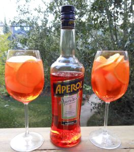 Drink of the Week: Aperol Spritz