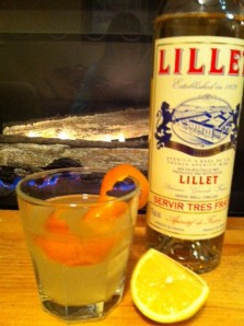 I love you, Lillet!