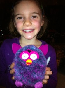 Meet the Furby.