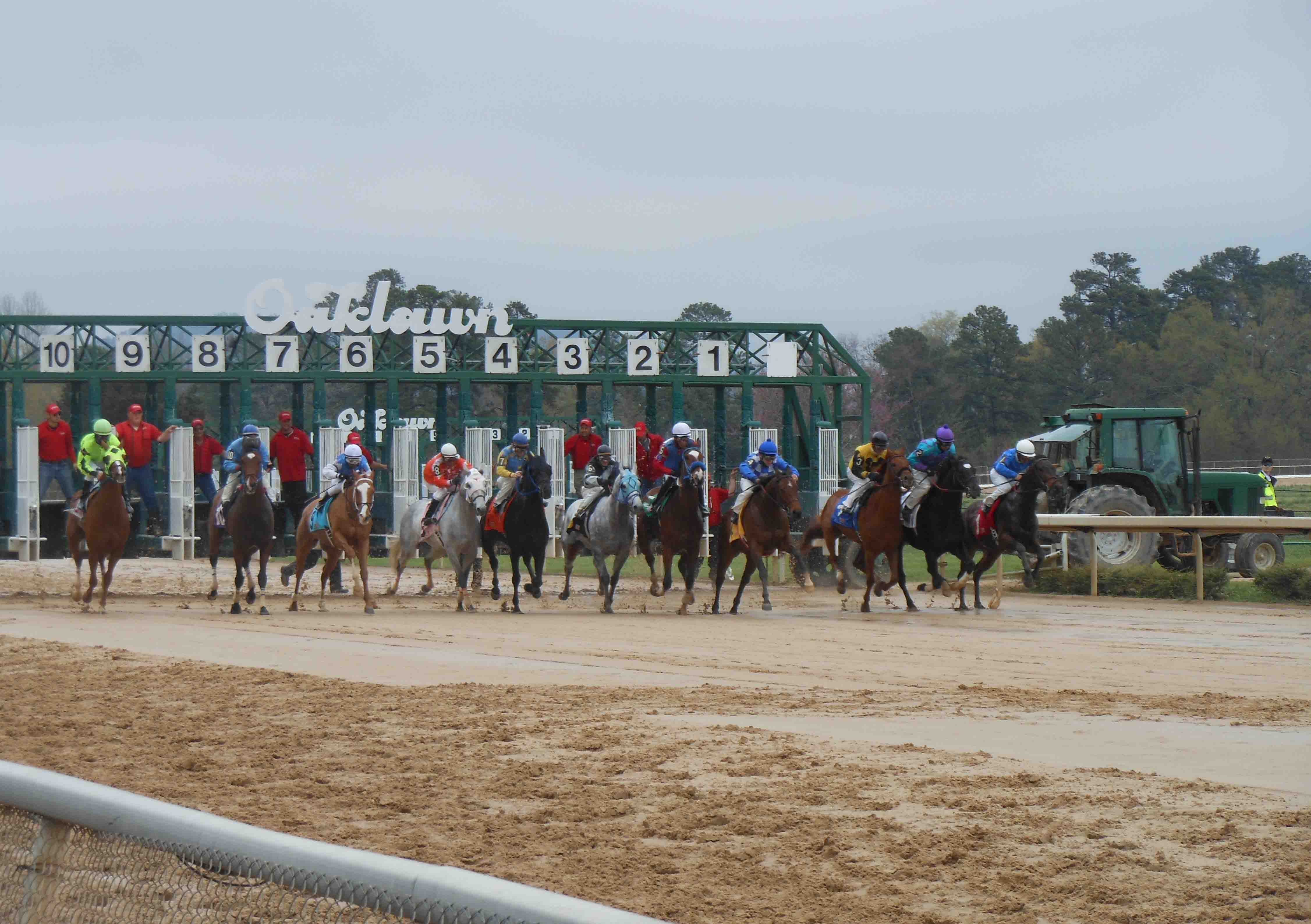 Oaklawn Race Track