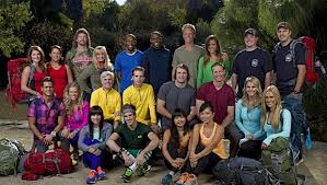 I also love the mix of contestants they get. I mean, a guy with a permed mullet, hockey players, country singers  and father-son cancer survivors, among others.