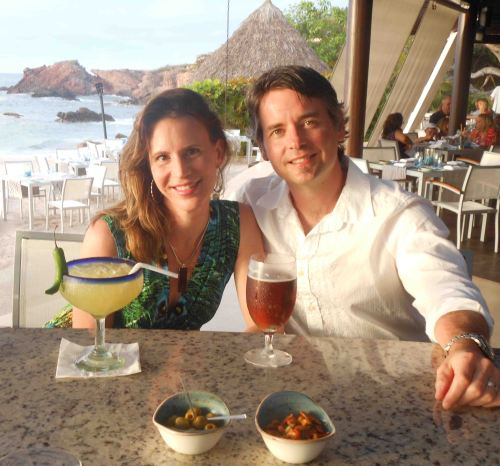 Stress-free in Punta Mita.