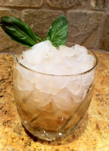 Mmmm… a bourbon snow cone.