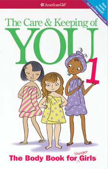 These books are great for starting a dialogue with your tween about puberty.