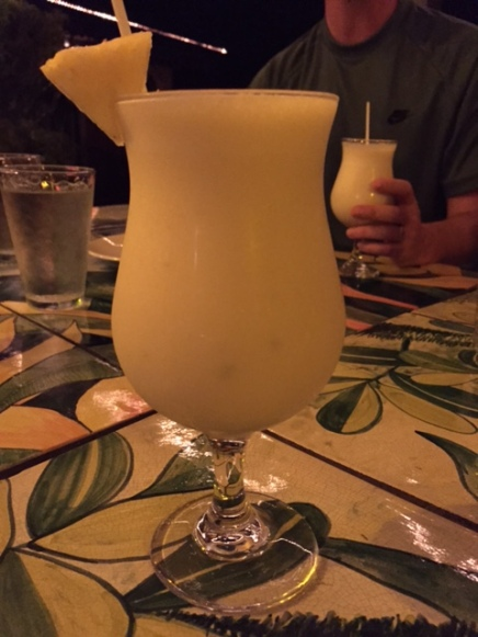 Yes, I like Pina Coladas. Getting caught in the rain, not so much...