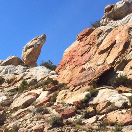 Gorgeous scenery is part of the Dinosaur National Monument experience.