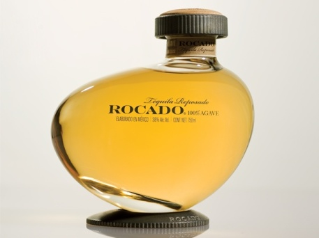An elegant bottle of tequila whose contents are smooth and delicious.