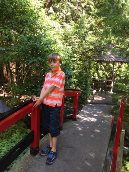 Bridges, pagodas and tranquil ponds make the Japanese Garden at Butchart Gardens a calming oasis (yes, even with kids).
