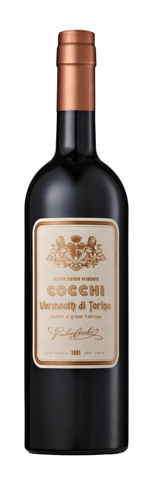Cocchi Vermouth di Torino is a high-quality sweet vermouth from Italy.