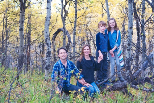 After five years, we had professional family photos taken by the talented Jess Harcombe Fleming at the Sandy Cross Conservation Area in September.