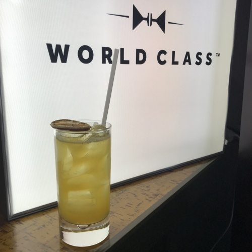 Johnnie Walker meets Green Chartreuse in the Duchess of Clynelish cocktail.